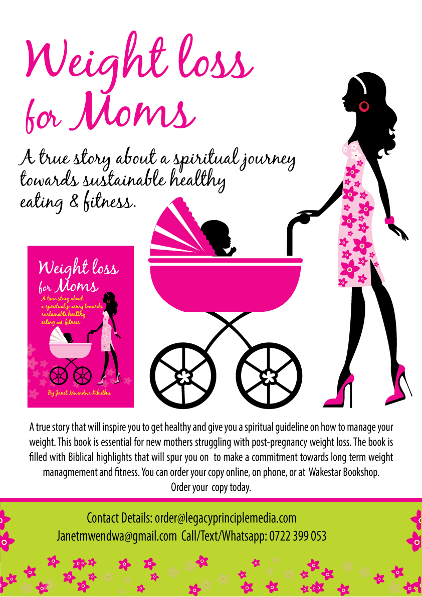 Weight Loss for Mums…a book by Janet Mwendwa Kibuthu ...